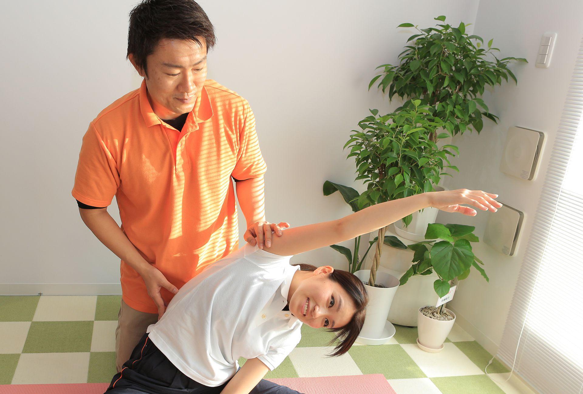 重い腰痛や肩こりはニシノスタイルにお任せ